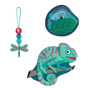 MAGIC MAGS, Tropical Chameleon