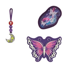MAGIC MAGS GLOW, Butterfly Night, leuchten im Dunkeln
