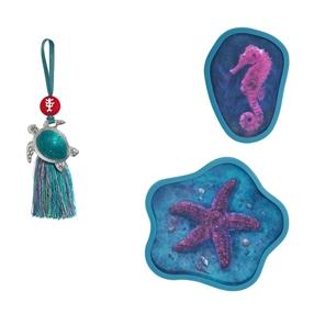 MAGIC MAGS Move, mit Wackelbild, Pink Starfish