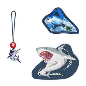MAGIC MAGS, Angry Shark