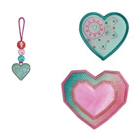MAGIC MAGS, Glitter Heart