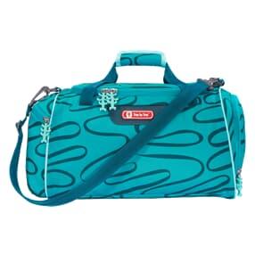 Sporttasche, mit Nassfach, Happy Turtle