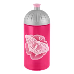 Trinkflasche, 0,5l, Natural Butterfly