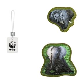 MAGIC MAGS WWF, Elephants
