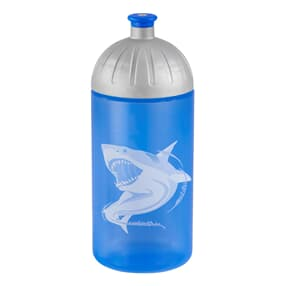 Trinkflasche, 0,5l, Angry Shark