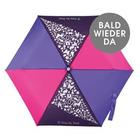 Regenschirm, Magic Rain EFFECT, Purple & Rose