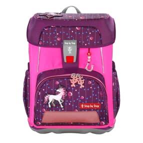 Neon Pull-Over, Reflektorüberzug für CLOUD Schulranzen, Pink