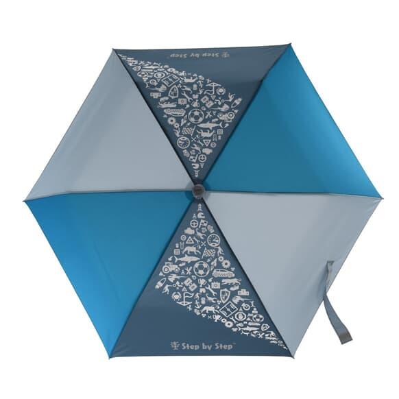 Regenschirm, Magic Rain EFFECT, Blue