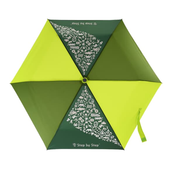 Regenschirm, Magic Rain EFFECT, Lime