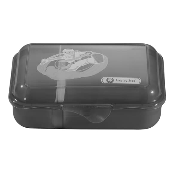 Lunchbox mit Trennwand, Ninja Yuma, Schwarz