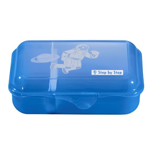 Lunchbox mit Trennwand, Star Astronaut, Dunkelblau
