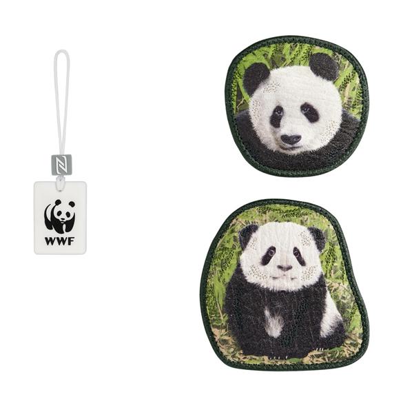 MAGIC MAGS WWF, Little Panda