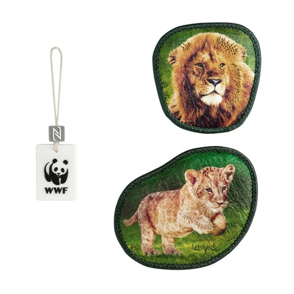 MAGIC MAGS WWF, Little Lion