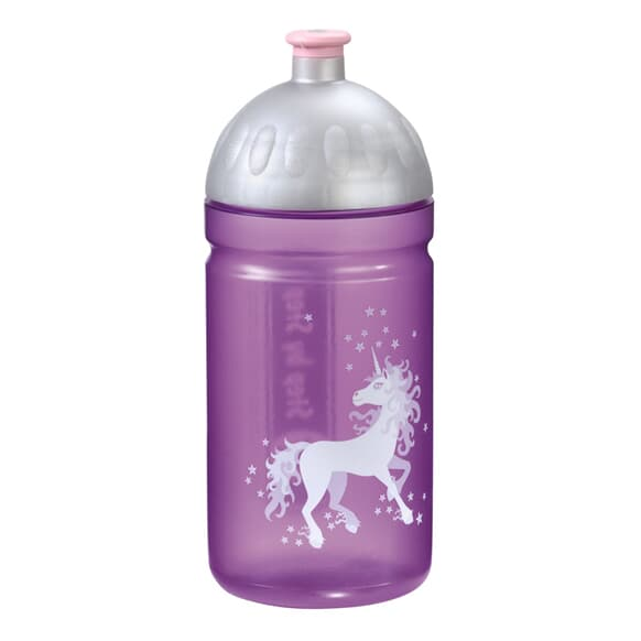 Trinkflasche, 0,5l, Unicorn