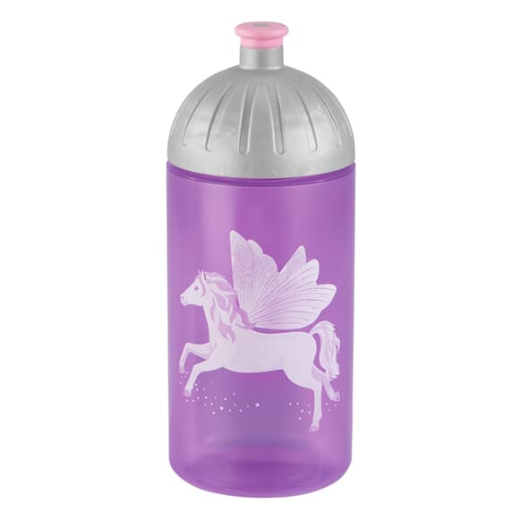 Trinkflasche, 0,5l, Fantasy Pegasus