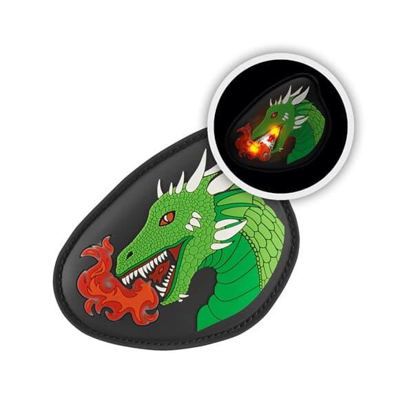 MAGIC MAGS FLASH, Maystic Dragon, mit Leuchteffekt
