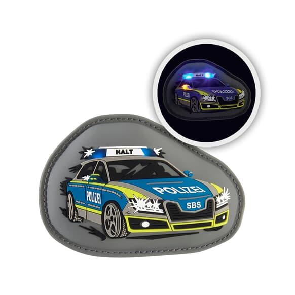 MAGIC MAGS FLASH, Police Alarm, mit Leuchteffekt