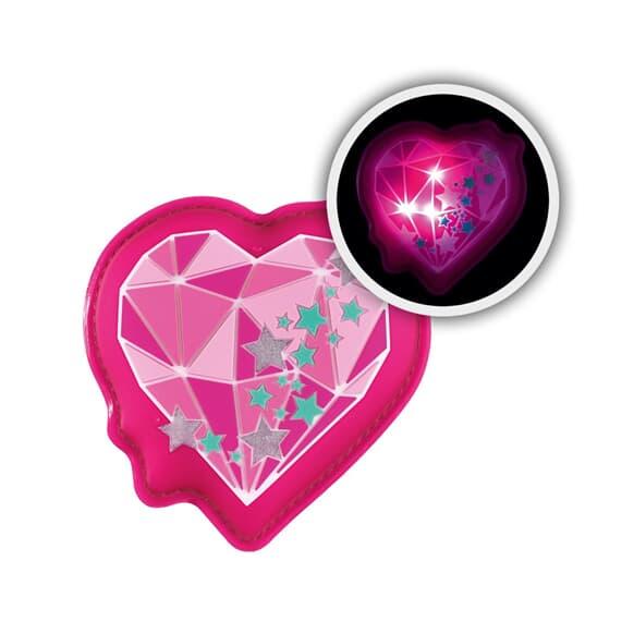 MAGIC MAGS FLASH, Heart, mit Leuchteffekt