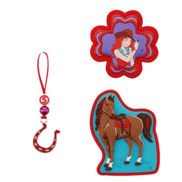 MAGIC MAGS Schleich®, Schleich® Lieblingsmotive, Horse Club, Hannah & Cayenne