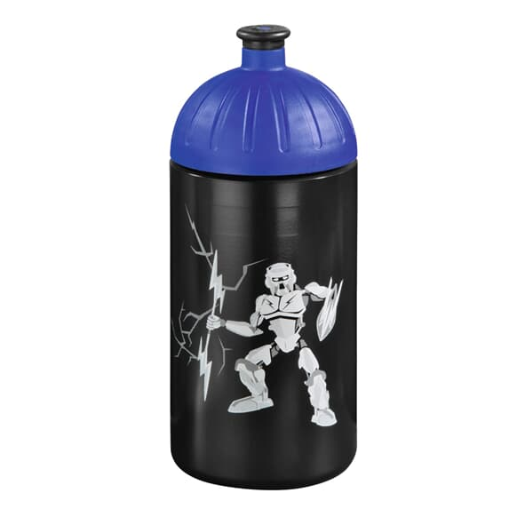 Trinkflasche, 0,5l, Strongly Robot
