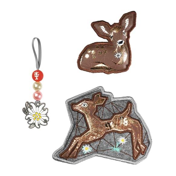 MAGIC MAGS, Modern Deer