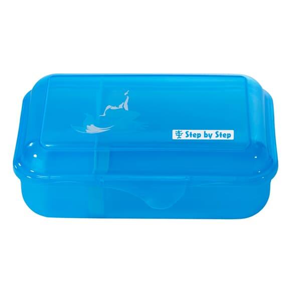 Lunchbox mit Trennwand, Mermaid , Blau