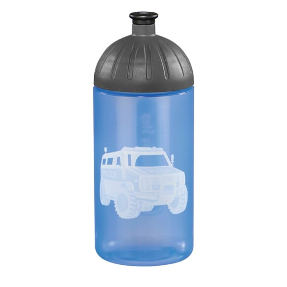 Trinkflasche, 0,5l, City Cops