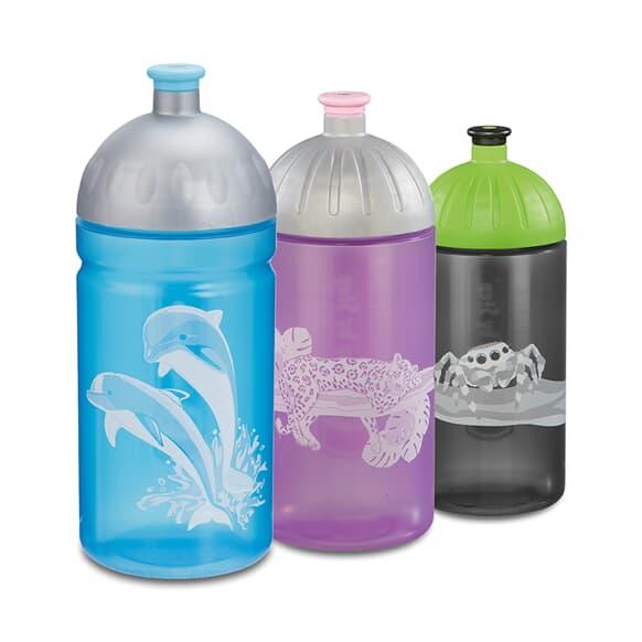 Trinkflasche, 0,5l, mit vielen passenden Motiven